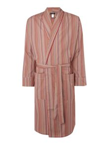 Paul Smith London Lightweight multistripe robe