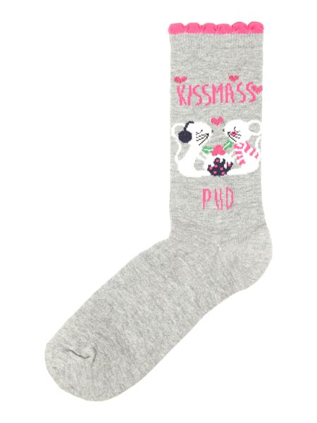 Therapy Kissmass pud ankle sock