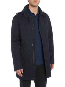 Bugatti Hooded Two Pocket Mac