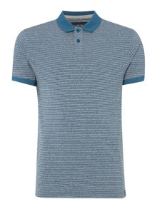 Criminal Spencer Stripe Polo Top