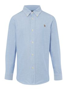 Polo Ralph Lauren Boys Long Sleeve Oxford Shirt