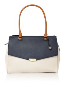 Harper multi coloured medium tote bag