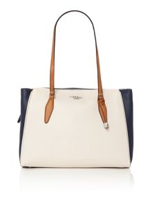 Fiorelli Hennessy multi coloured large tote bag