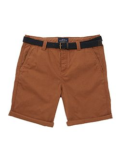 Travis Cotton Chino Shorts