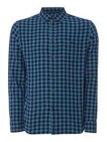 Criminal Penwood Gingham Shirt