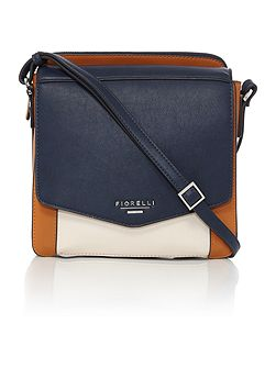 Fiorelli Taylor multi coloured medium cross body bag