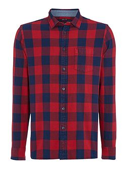 Russel Buffalo Check Shirt