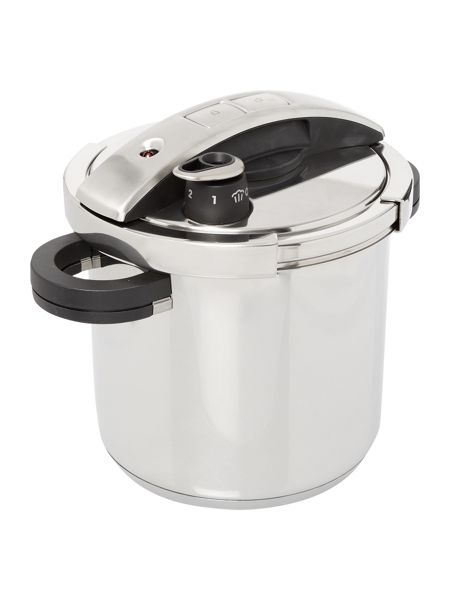 Raymond Blanc 20cm 5.5l pressure cooker stainless steel