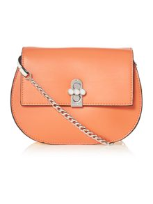 Fiorelli Huxley multi coloured small cross body bag