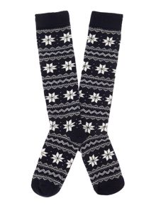 Therapy Knee High Fairisle