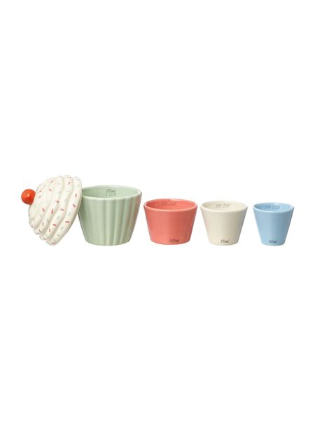 Linea Cupcake measuring cups