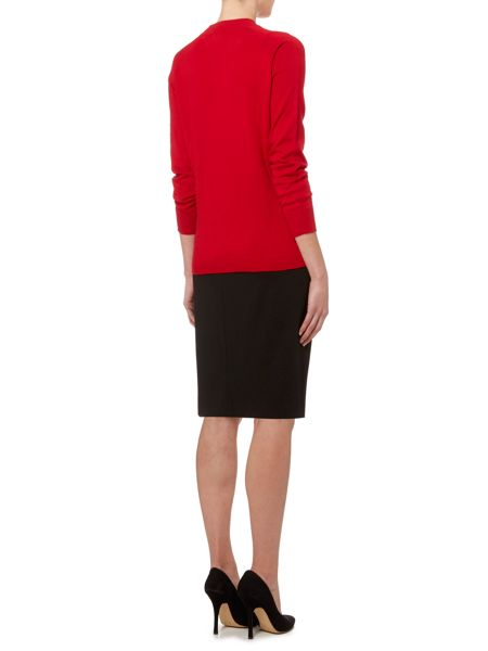 Pied a Terre Pencil Skirt
