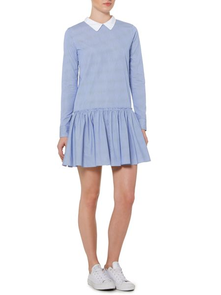 Polo Ralph Lauren Marjorie long sleeve casual dress