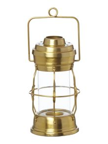 Linea Gas Lamp Candle Holder