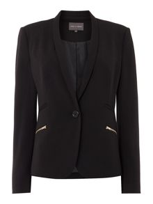 Pied a Terre Zip pocket jacket