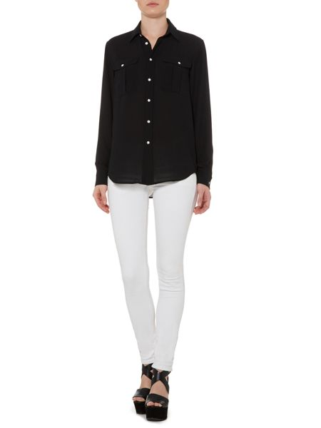 Polo Ralph Lauren Elyssa pocket shirt