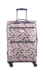 Cherry blossom dog 4 wheel large case