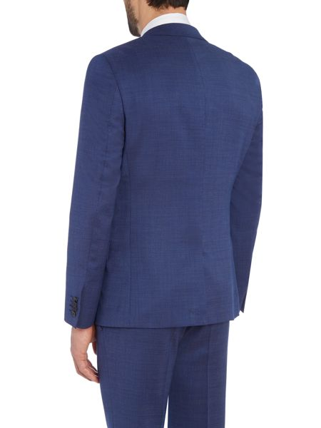 Kenneth Cole Julian SB1 Slim Fit Pindot Suit Jacket