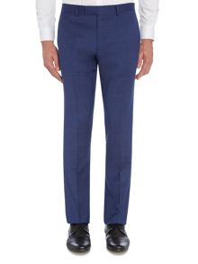 Kenneth Cole Julian Slim fit Pindot Suit Trouser