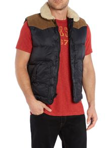 Denim and Supply Ralph Lauren Down filled gilet