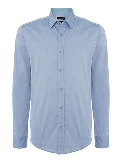 Ronni 2 Slim Fit All Over Dobby Shirt