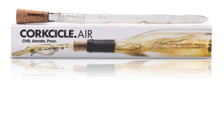Root 7 Corkcicle air wine chiller