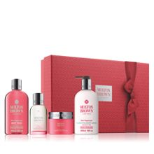 Fiery Pink Pepper Pampering Gift Set