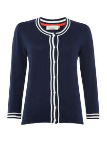 Brakeburn Classic knitted cardigan