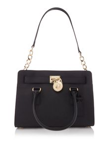 Michael Kors Hamilton black bag
