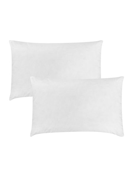 Luxury Hotel Collection Feather & down pillow pair