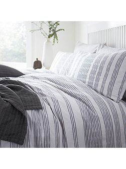 Monostripe duvet cover set