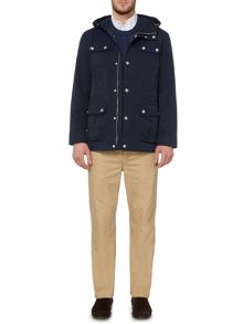 Howick Fleetwood Hooded Jacket