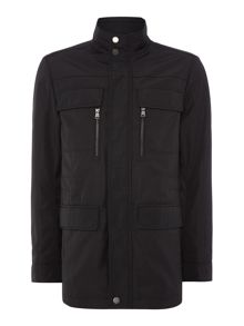 Hugo Boss Cahen 1 Zip Up 4 Pocket Field Jacket