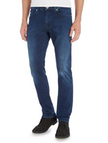 Maine 3 Regular Fit Clean Blue Denim