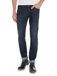 Delaware Slim Fit Dark Blue Jeans