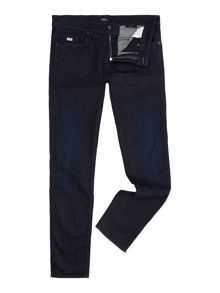 Hugo Boss Delaware Slim Fit Dark Indigo Jeans