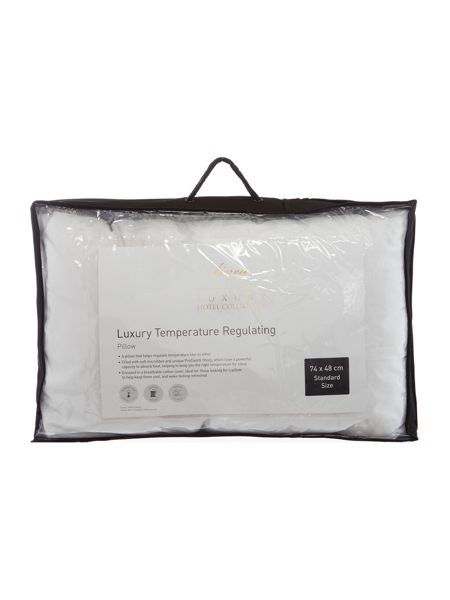 Luxury Hotel Collection Temperature regulating pillow