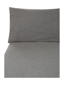 Linea Flannel housewife pillowcase pair
