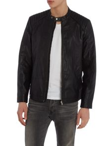 Jack & Jones Steel PU Jacket
