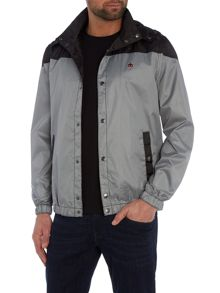 Casual Hooded Windbreak Jacket