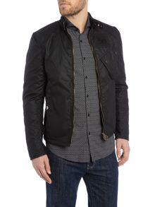 Barbour Steve McQueen bonner wax jacket