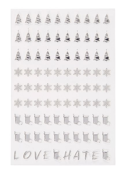 House of Fraser Nail Stickers