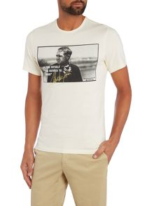 Barbour Steve Mcqueen Short Sleeved Tanner T-Shirt