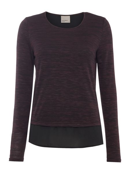 Vero Moda Long Sleeved Fleck Top