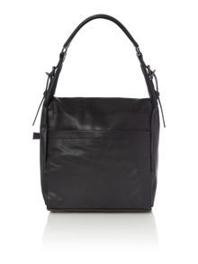 Kenneth Cole Hudson hobo handbag