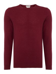 Mens Cashmere Crew Neck Jumper