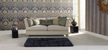 Biba Clara High Arm Medium Sofa Scatter Back