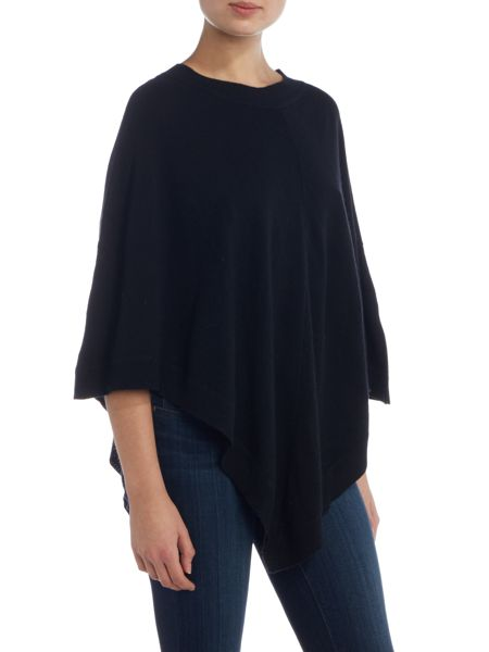 Soaked in Luxury Comfortable Plain Poncho