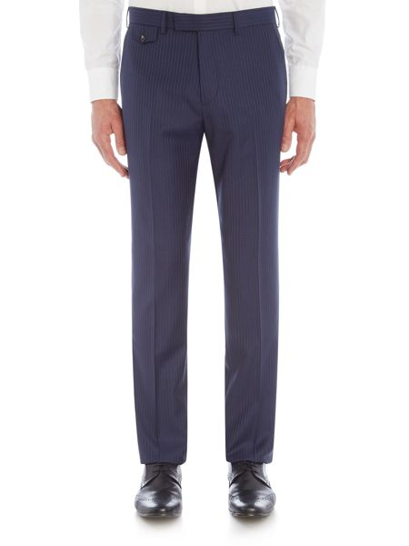 Ted Baker Carpes Stripe Suit Trousers