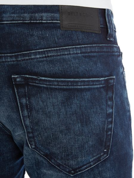 Only & Sons Skinny Fit Jeans